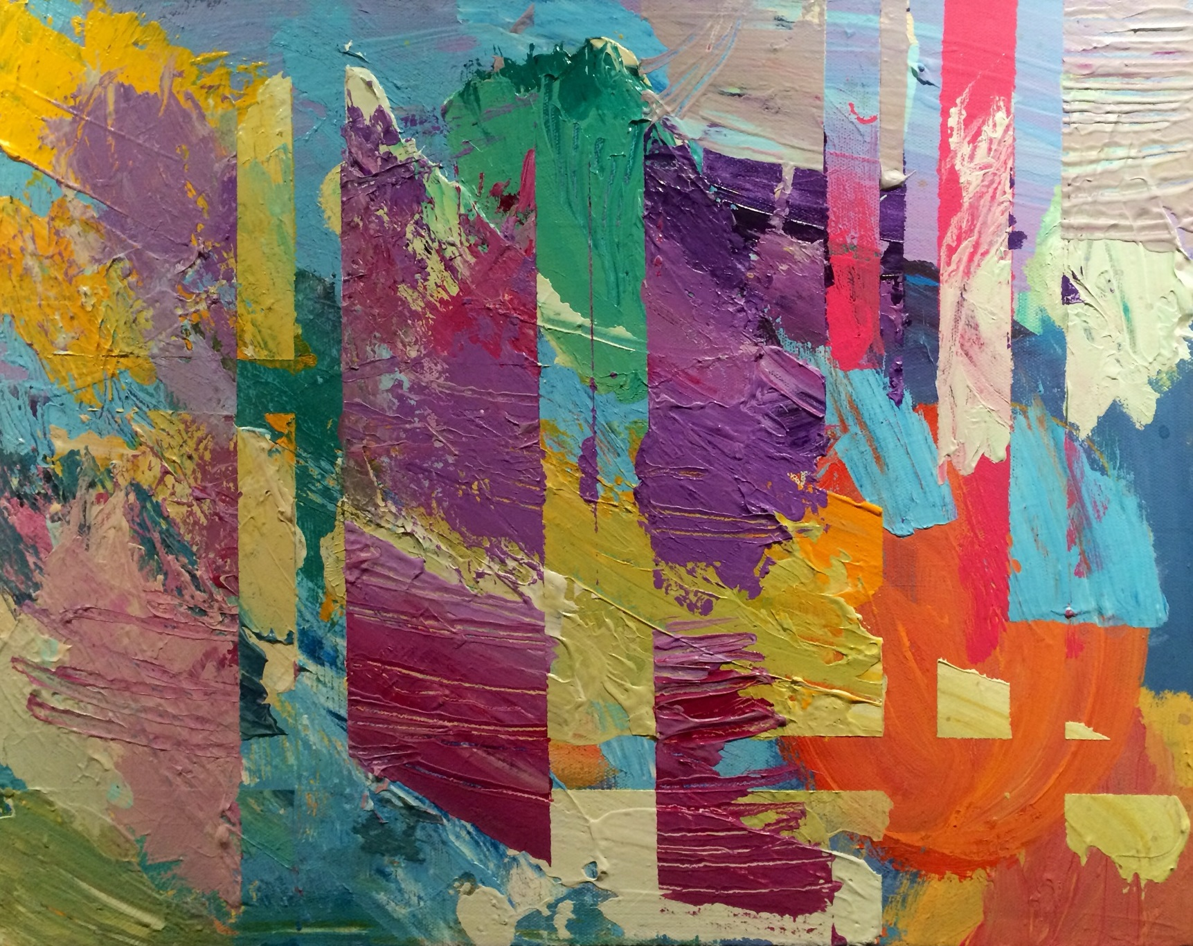 Community impact abstract pink david purkis sciox Gallery