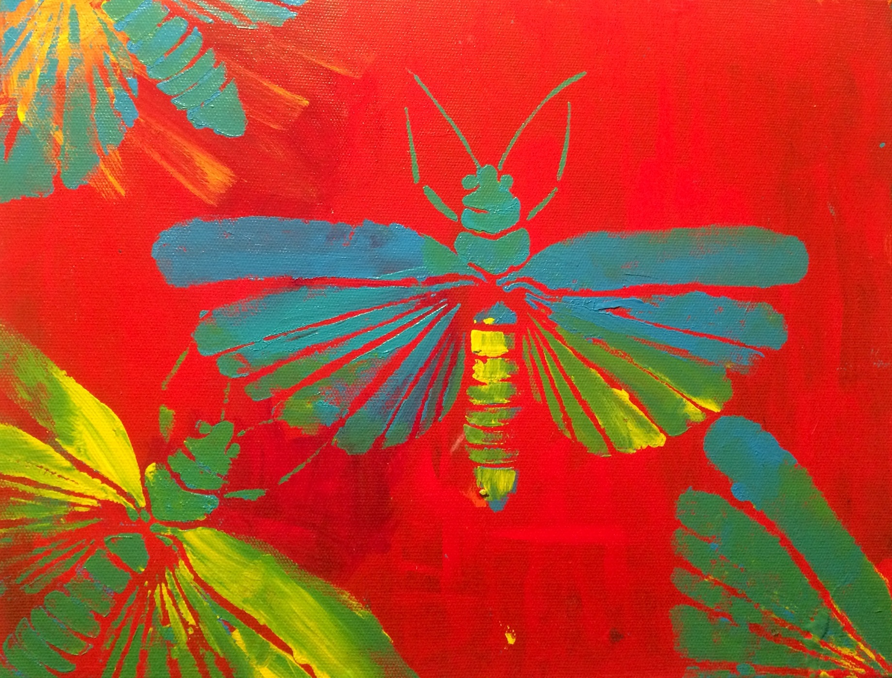 Grasshoppers with Wings - Jassie Chan