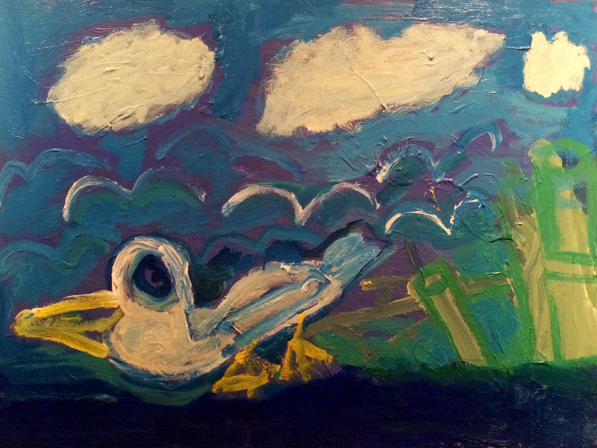Sea Gull - Lisa Pham